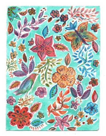 Ilustración para Meraki Cuadernos