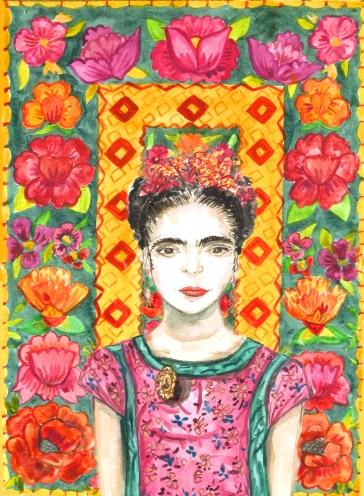 Ilustración para cuaderno